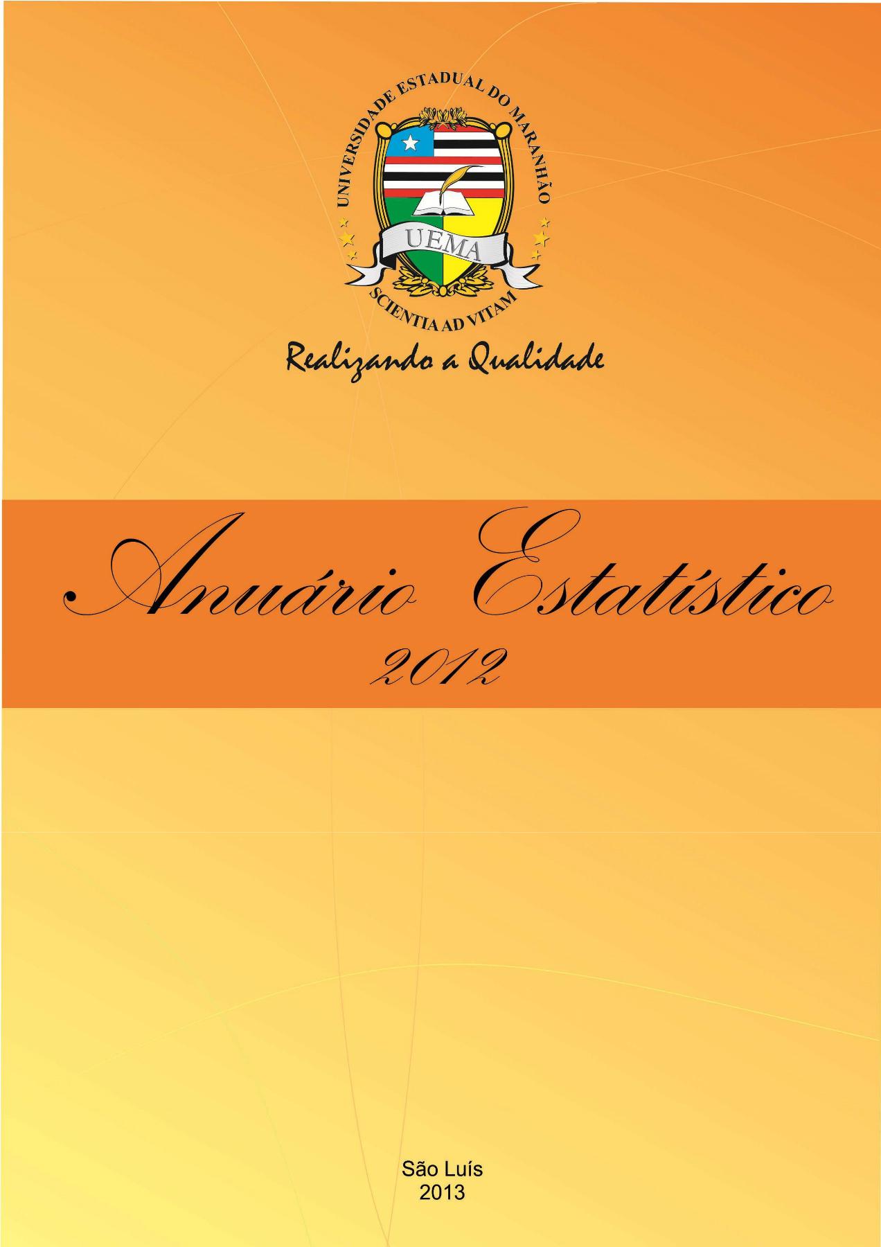 Anuário 2012